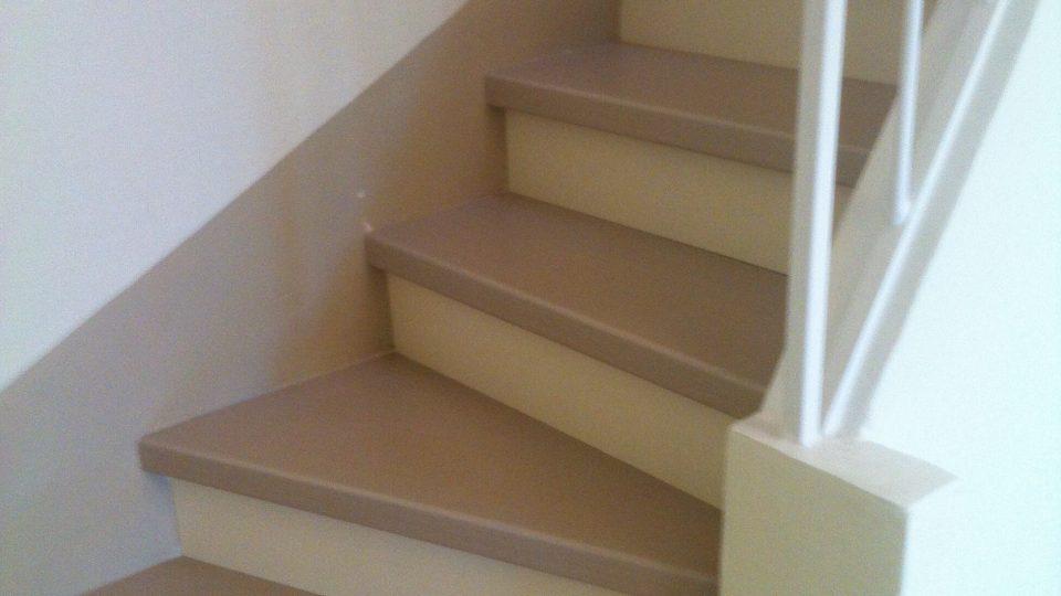 Habillage d'escalier DS Parquet St Brevin